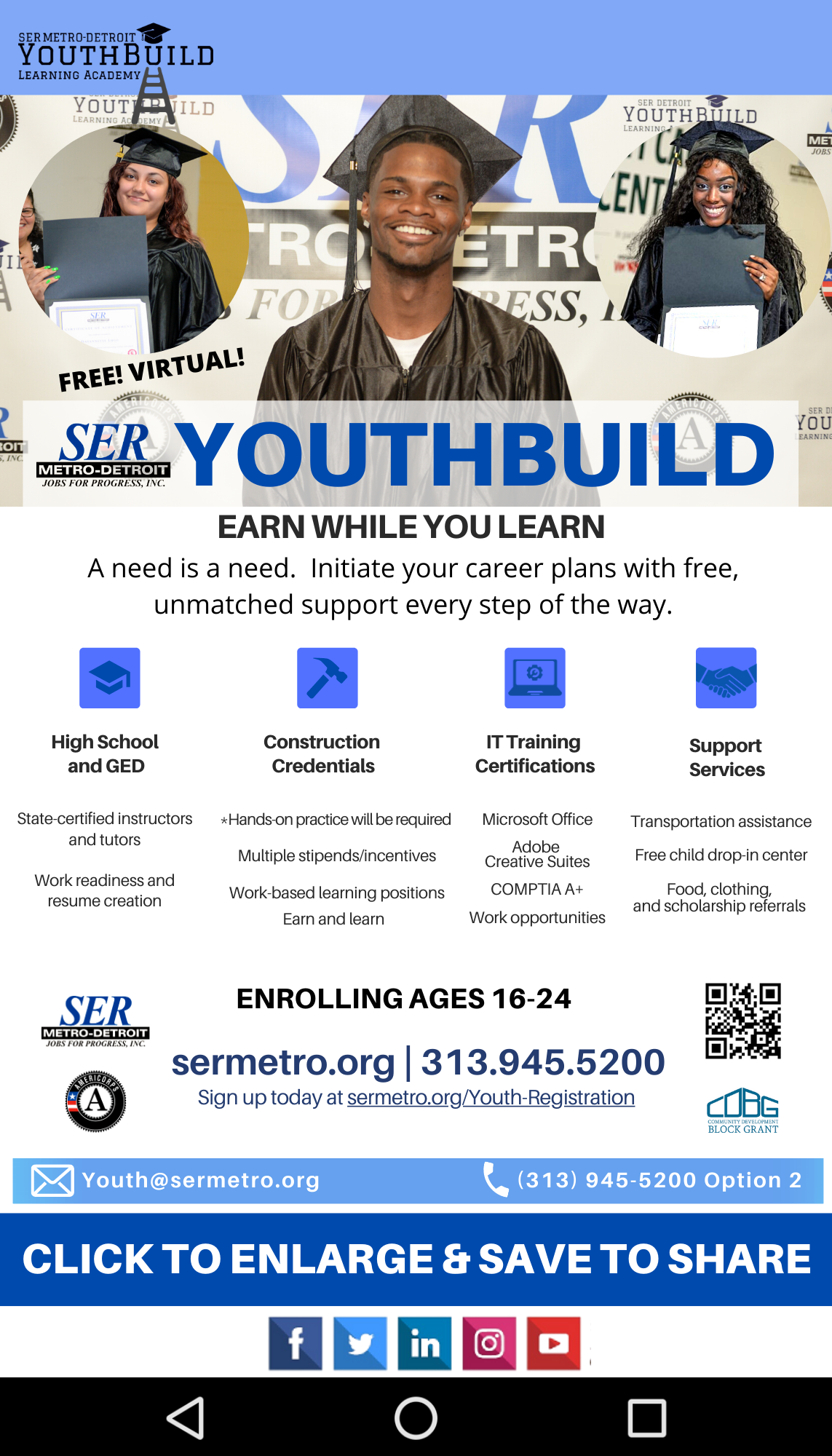 Flyer West Youth